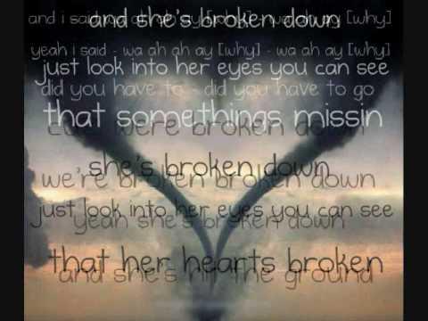 Broken Down - Kevin Hammond [lyrics]