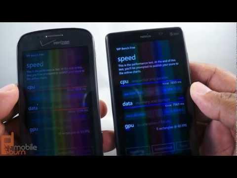Nokia Lumia 820 vs Samsung ATIV Odyssey