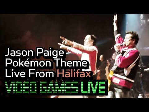 """Pokemon Theme Song """"Video Games Live"""" Concert Backstage & On Stage Live Stream in Halifax"""