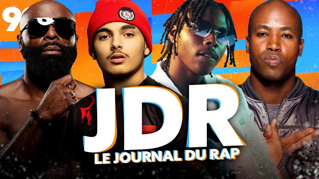 JDR FINAL : Un film sur Rohff ? Kaaris est énervé, RK, Koba LaD, Booba feat Zed...