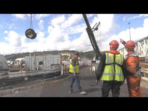 Fast Ferry Berth Demolition | Case Study | DDS Demolition