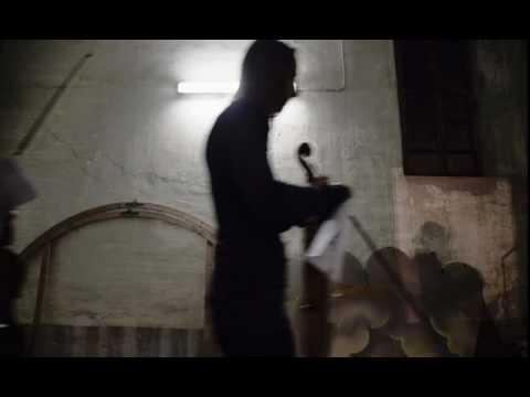Claudio Monteverdi. Cantar Lontano and Marco Mencoboni during recording of Lauda Jerusalem