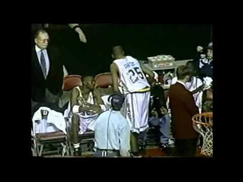 1995 Vince Carter Highlights from Magic