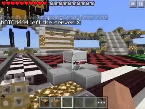 ios minecraft connect to server