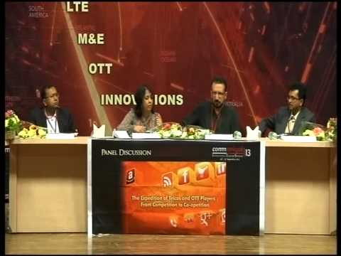 Panel discussion on THE EXPEDITION OF TELCOS AND OTT PLAYERS: FROM COMPETITION TO CO-OPETITION