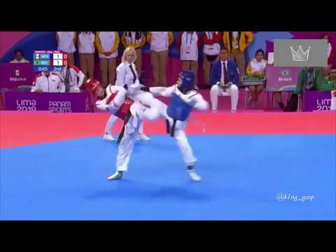 Panamericano Lima 2019 Taekwondo HIGHLIGHTS Day 1