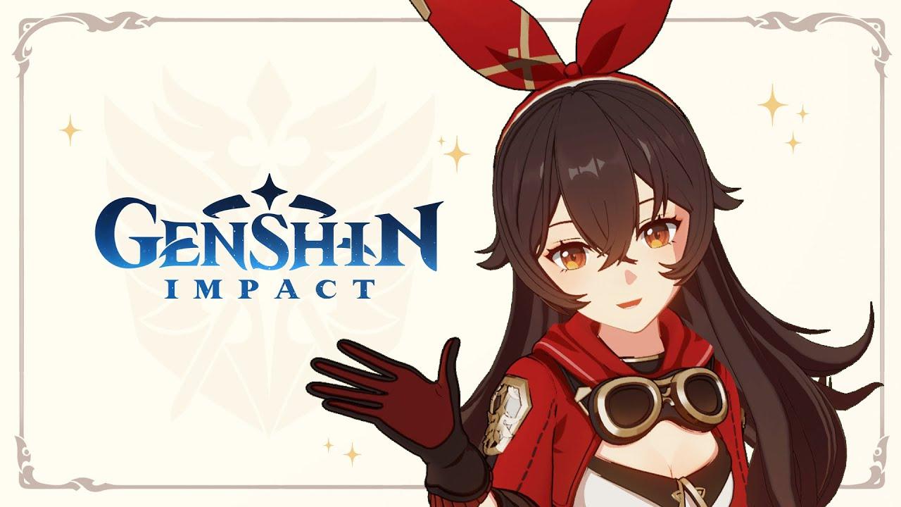 Genshin Impact Closed Beta Test