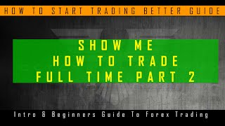 Teach Me How To Trade Currency | Nadex | Binary Options | Part 2 of 2