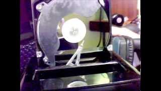 Hard drive beeping and clicking