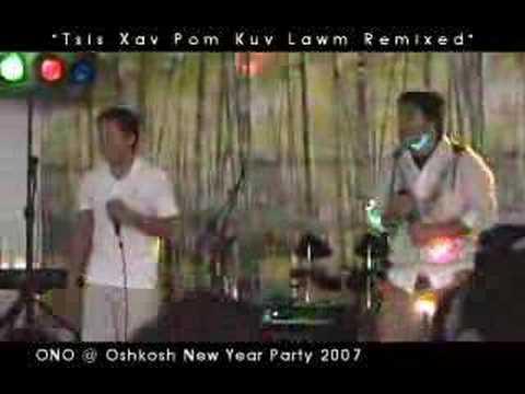 ONO-Tsis Xav Pom Kuv Lawm Remixed
