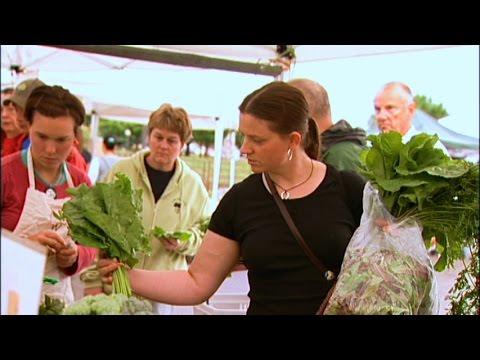 Growing Interest in Farmers Market