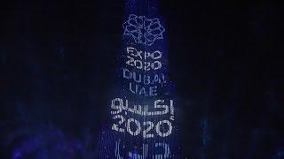Happy New Year! Dubai Celebrates Arrival of 2015