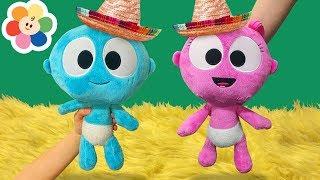 Old MacDonald Had a Farm   GooGoo GaaGaa Baby Pretend Play Animal Toys   Nursery Rhymes Compilation