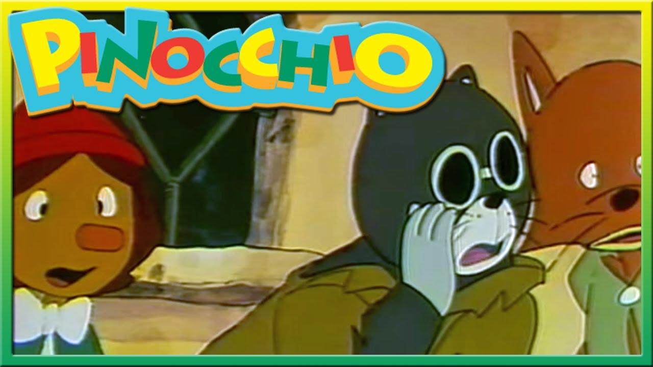 Pinocchio - פרק 13