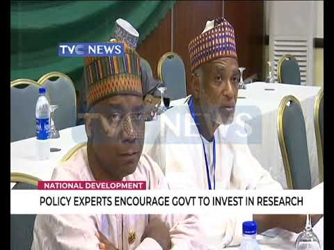 Policy experts encourage government to invest in Research