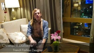 Trends & Styling Tricks with Christophe Guillarme!