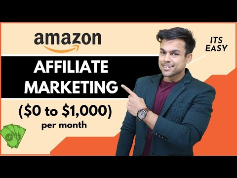 AMAZON AFFILIATE MARKETING for Beginners in 2019 (Tutorial) – Make $100 A Day