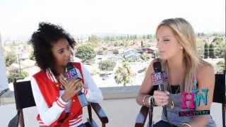 Angelique Sabrina - 20 Questions!!!