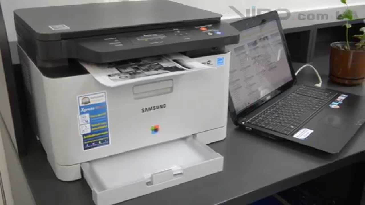 Drivers Update: Samsung Xpress C460W MFP