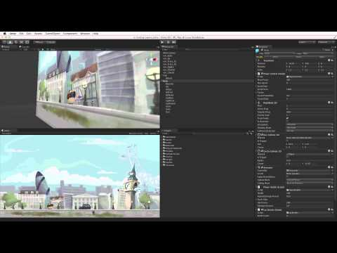 Sorting Layers - Official Unity Tutorial