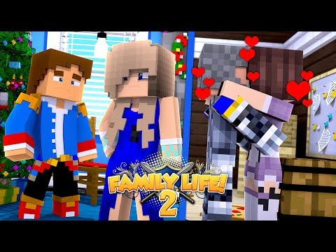Minecraft FAMILY LIFE S.2 - LITTLE DONNY'S DAD HAS A CRUSH ON THE NEW MAID!! (Minecraft Roleplay)