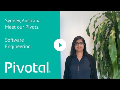 Meet Our Pivots: Software Engineering, Sydney, Australia