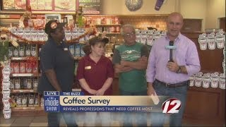 The Buzz Top Coffee Drinking Professions