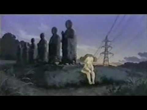 【都市伝説】 となりのトトロ 「メイ」と書かれたお地蔵さんが一瞬映っている?