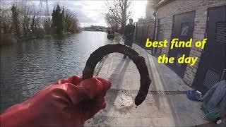 (using 400kg Neodymium Earth Magnet)Four Seasons Magnet Fishing 2019