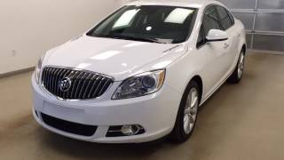 Used 2017 Buick Verano Leather-Remote Start,Heated Seats | Davis GM Lethbridge