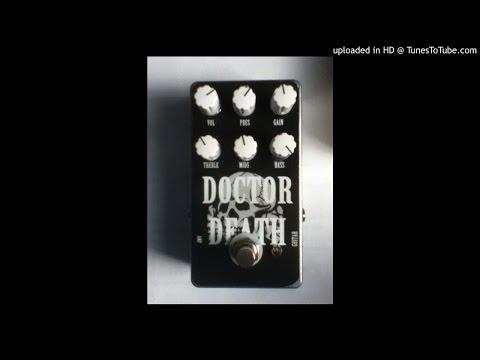 La maldicion (saratoga cover) dr boogie (dr death) pedal demo in a mix mesa boogie rectifier
