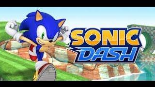 Como Baixar Sonic Dash Mod Dinheiro Infinito