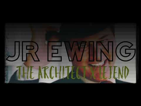 JR EWING  THE ARCHITERCT X LEJEND