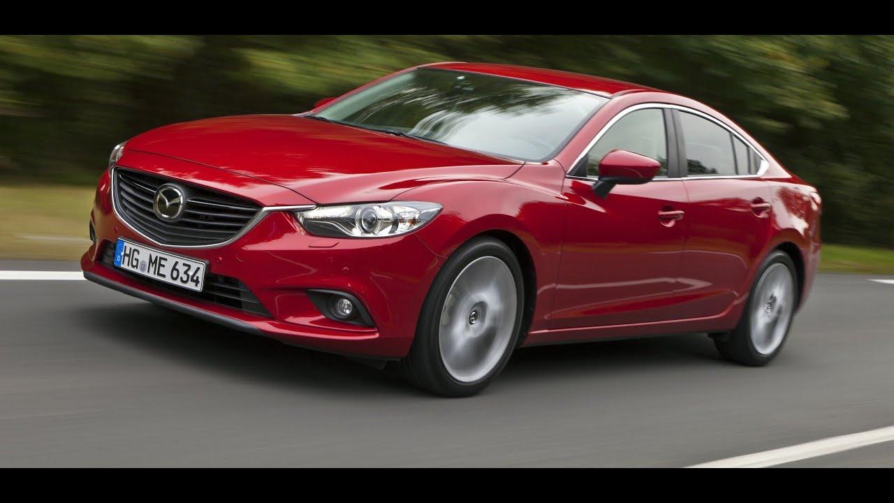 2014 Mazda 6 Diesel / Test Drive Video   YouTube