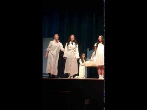 Boonton High School Sound of Music  Yodel  Ah Yee Hooo!  Amy
