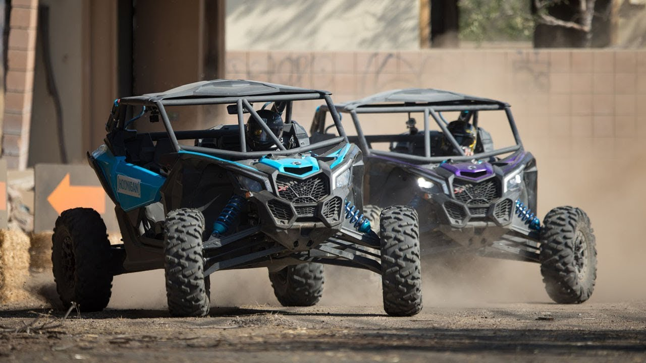 2017 New ATVs and UTVs
