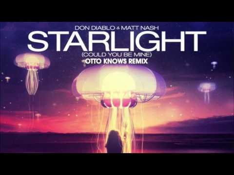 Don Diablo & Matt Nash - Starlight (Could You Be Mine) (Otto Knows Remix)
