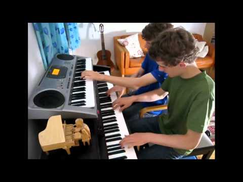 I Shot The Sheriff - Bob Marley - (Piano cover)