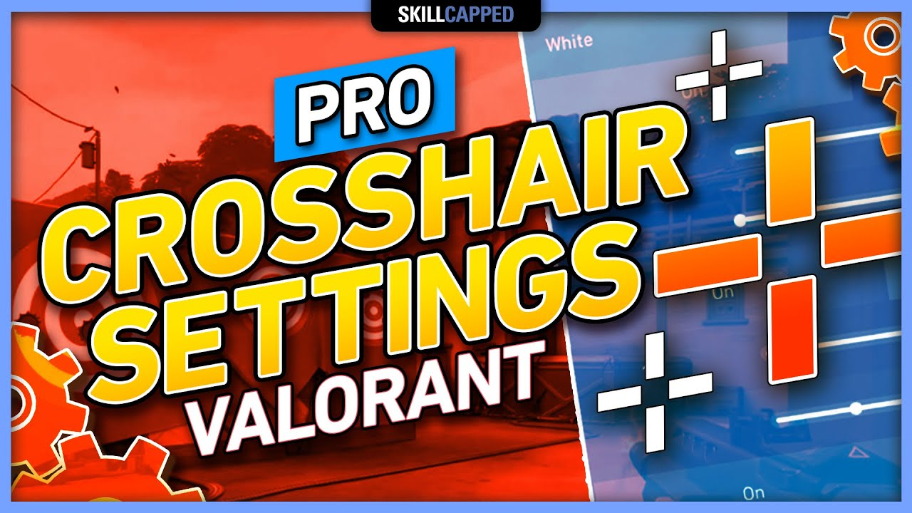 Download The BEST PRO Crosshair Settings for Valorant