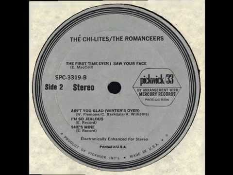 The Chi-Lites - Chi-Lite Time - The Very Best Of The Chi-Lites
