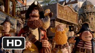 The Pirates! Band of Misfits (2012) Exclusive New Trailer