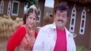 Panjaangam Paarakadhe  | tamil Videoi Song | Thavasi | Vijayakanth | Soundarya | Vidyasagar
