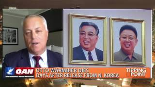Otto Warmbier dies days after release from N. Korea
