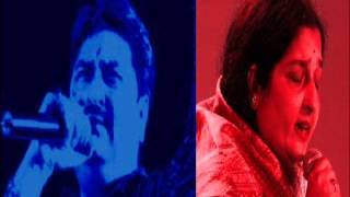 Nazar Ke Samne Kumar Sanu w Anuradha Paudwal enhanced version 2