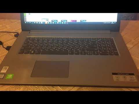 Краткий обзор ноутбука Lenovo IdeaPad L340-17IWL