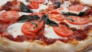 Margherita Pizza Recipe (On The Grill)