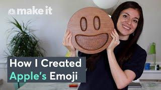 How An Apple Intern Helped Design The Original Emoji