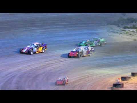 Desert Thunder Raceway WBR 305 Modified Main Event 4/28/18