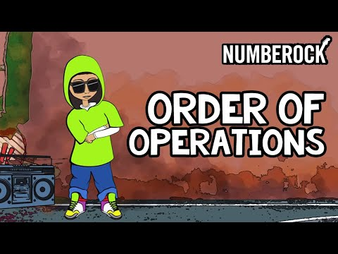 Order Of Operations Song: Online Education Student Music Videos