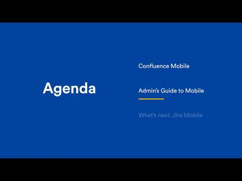 An Admin's Guide To Server & Data Center Mobile Apps